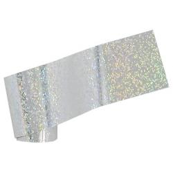 Foil Silver Dots