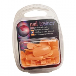 Pack de 20 ongles recharge Nail Trainer