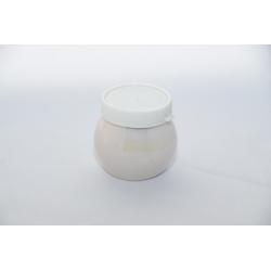 Godet céramique blanc