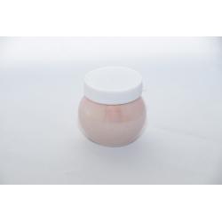 Godet céramique rose