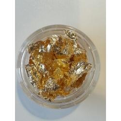 Feuilles d'or