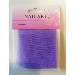 Résille violette