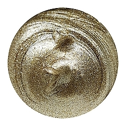 3D FLUFFY CREAM GOLD