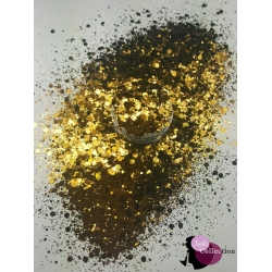 GOLDEN BLACK FLAKES