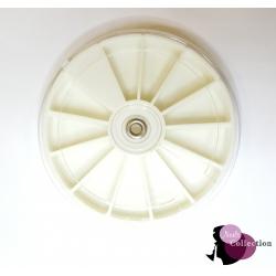 Grand Carrousel blanc