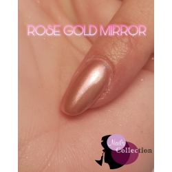 ROSE GOLD CHROME POWDER