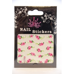 Water Decals Roses