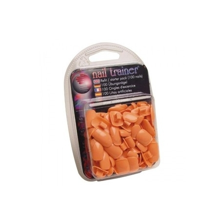 Pack de 100 ongles recharge Nail Trainer