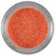 Poudre de paillettes orange 2